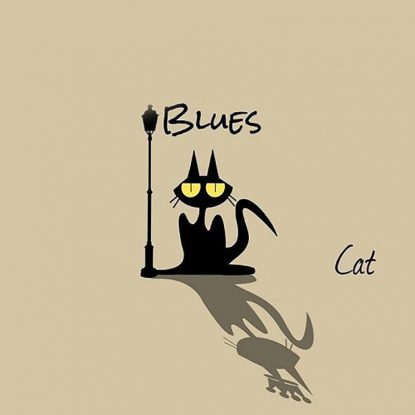 Blues for cat